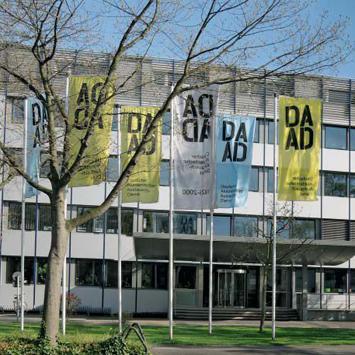 Las oficinas del DAAD, en Bonn.