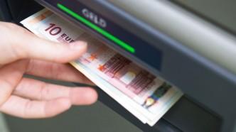 Retirar euros